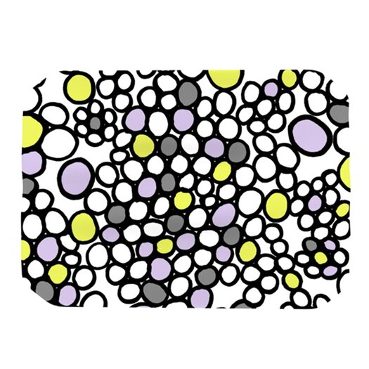 KESS InHouse Pebbles Placemat