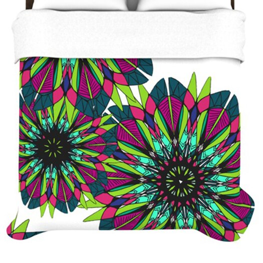 KESS InHouse Bright Duvet
