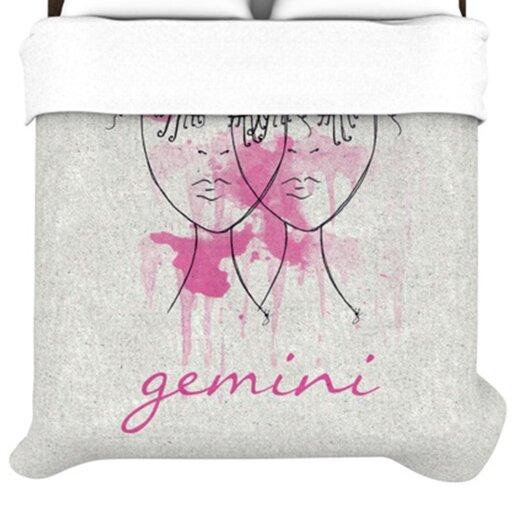 KESS InHouse Gemini Duvet