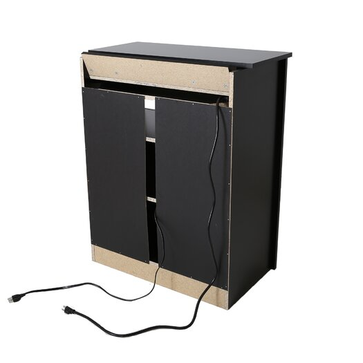South Shore Vito Charging Station Cabinet