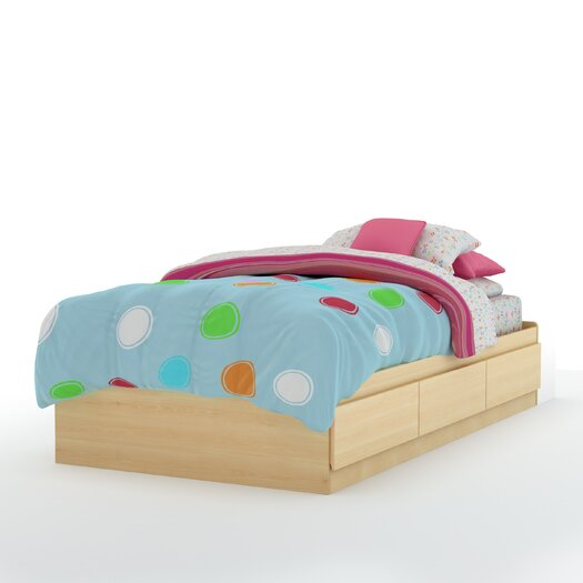 South Shore Newton Mate's Bed Box