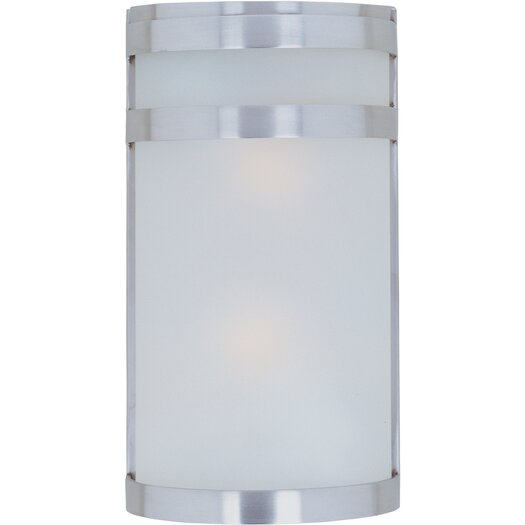 Maxim Lighting Arc 2-Light Outdoor Wall Lantern