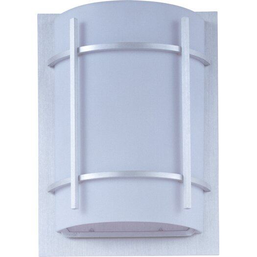Maxim Lighting Eclipse 1 - Light Outdoor Wall Mount