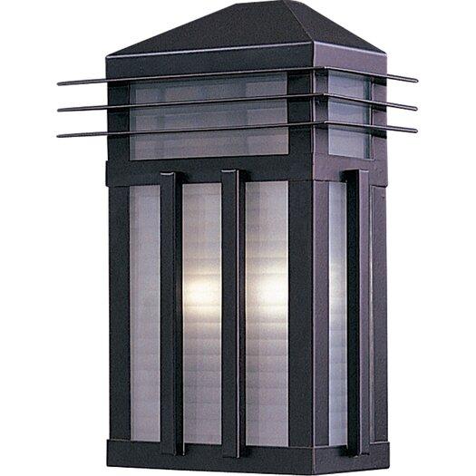 Maxim Lighting Gatsby 2-Light Outdoor Wall Lantern