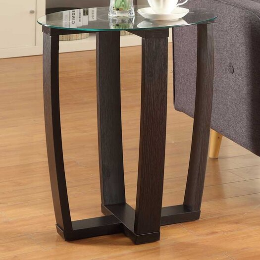 Convenience Concepts Newport End Table