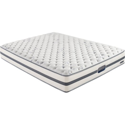 "Simmons Beautyrest BeautyRest Recharge 10.5"" Miki Plush Mattress"