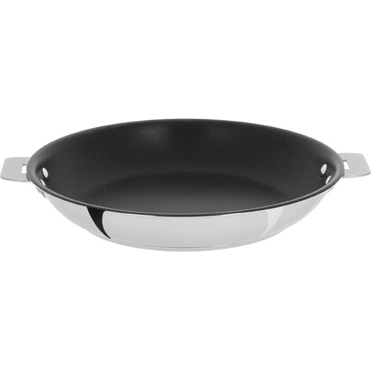 Cristel Casteline Non-Stick Frying Pan with Optional Handle