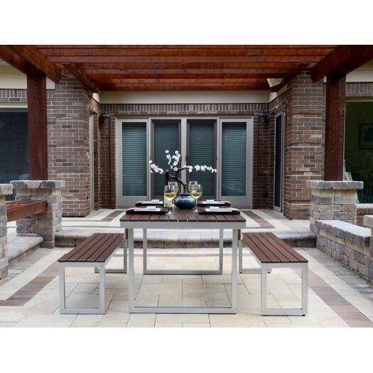 Elan Furniture Kinzie 3 Piece Dining Set