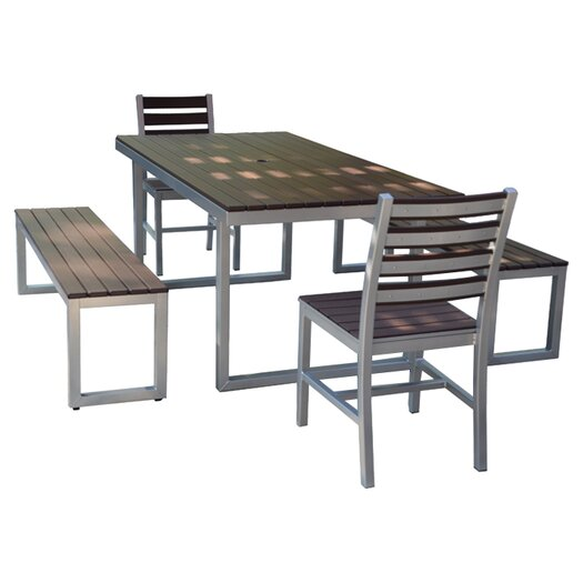 Elan Furniture Kinzie 5 Piece Dining Set