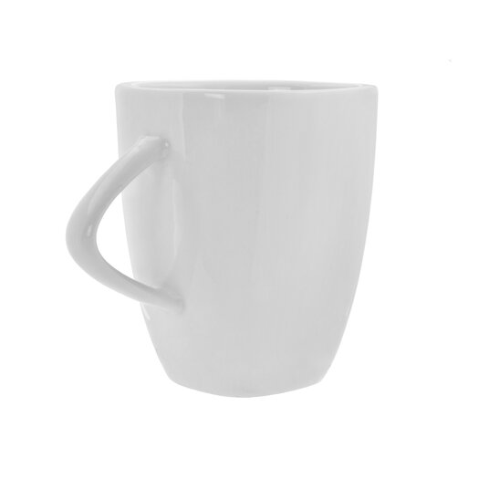 Ten Strawberry Street Fusion 11 oz. Square Mug