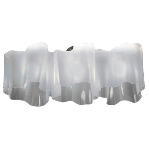 Artemide Logico Triple Linear Ceiling Light