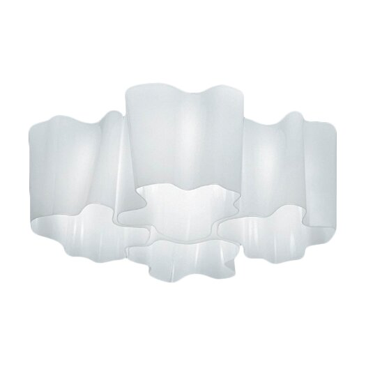 Artemide Logico Quadruple Nested Ceiling Light