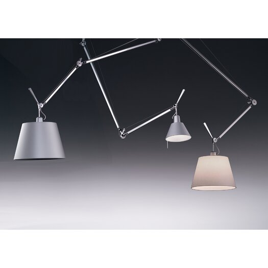 Artemide Tolomeo Off-Center Pendant
