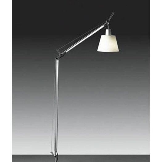 Artemide Tolomeo Reading Floor Lamp w/ Shade