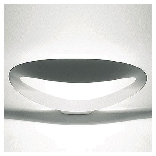 Artemide Mesmeri 1 Light Wall Sconce