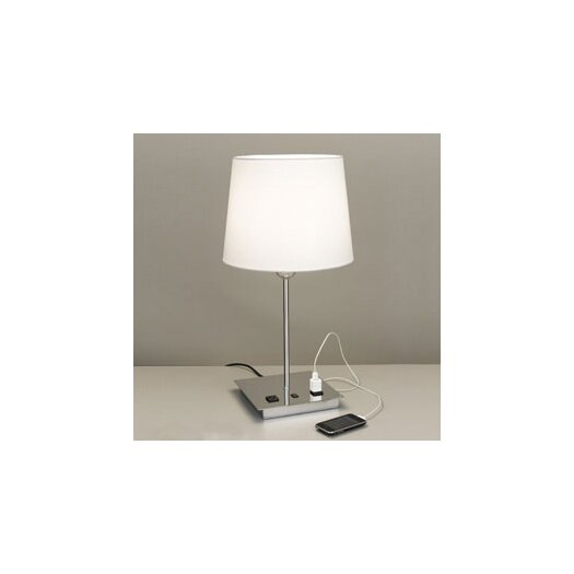 "Artemide Jupe 16"" H Table Lamp with Empire Shade"