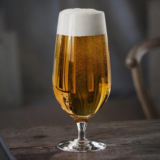 Orrefors Lager Beer Glass
