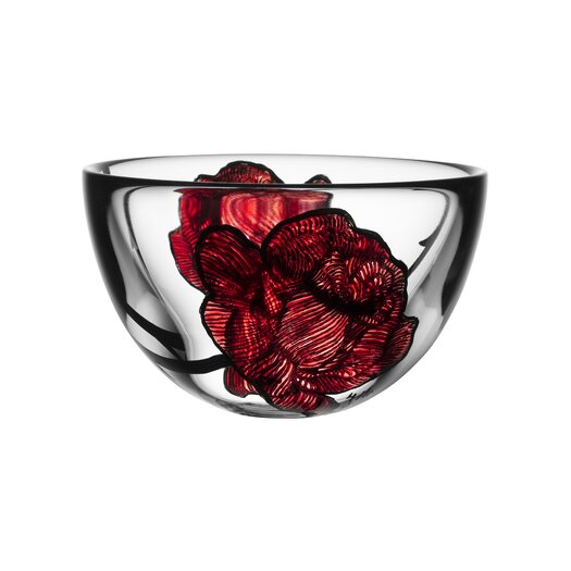 Kosta Boda Tattoo Small Bowl