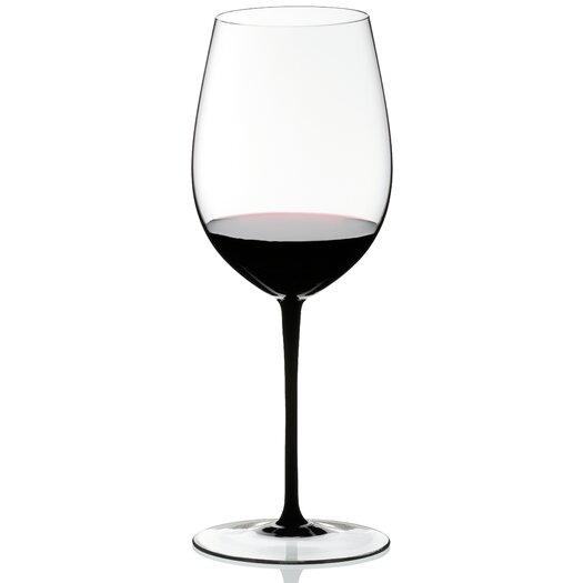 Riedel Black Tie Red Wine Glass