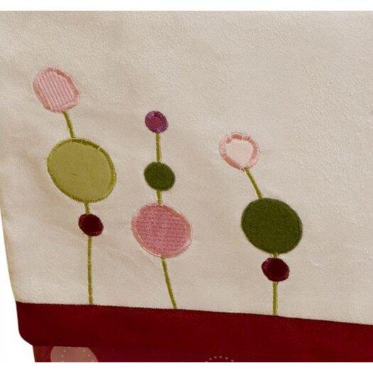Lambs & Ivy Raspberry Swirl Hamper