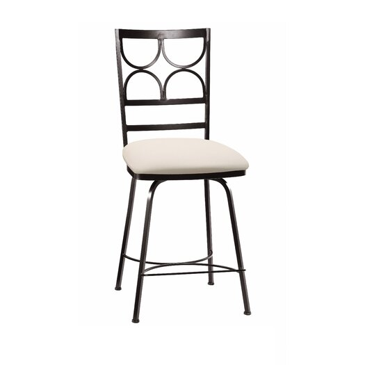 "Charleston Forge Camino 26"" Swivel Bar Stool"