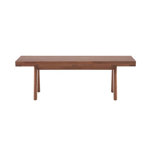 Medan Wood Bedroom Bench
