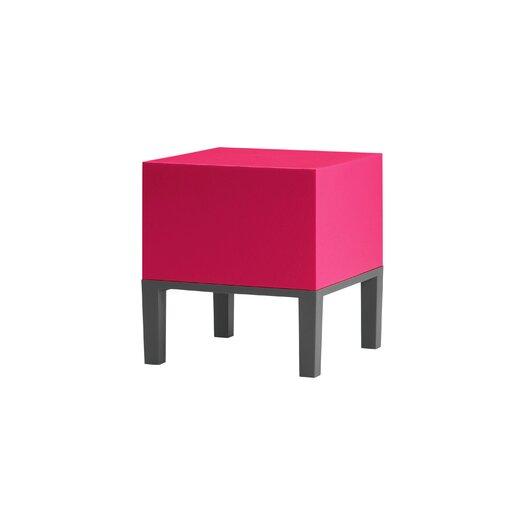 Quinze & Milan Primary Cube Ottoman