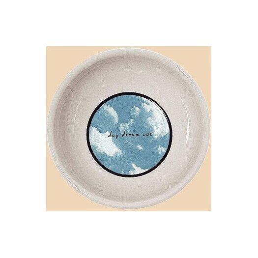 George SF Daydream Porcela Cat Bowl