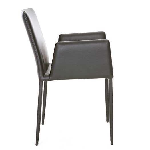 Frame Eco Leather Arm Chair