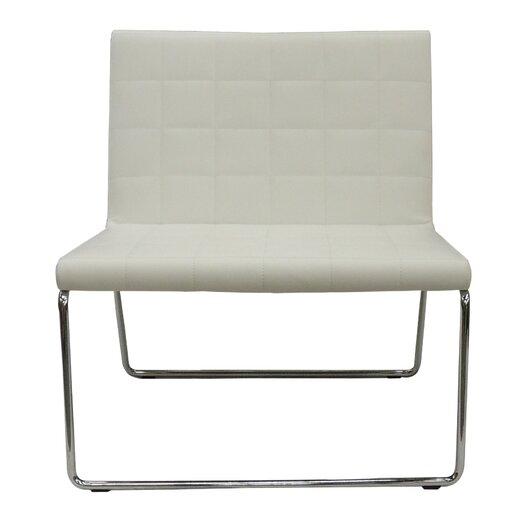 Flu Eco Leather Lounge Chair