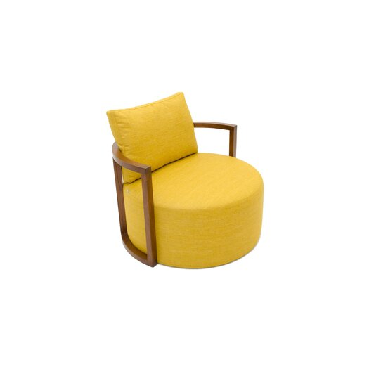 Kav Fabric Lounge Chair