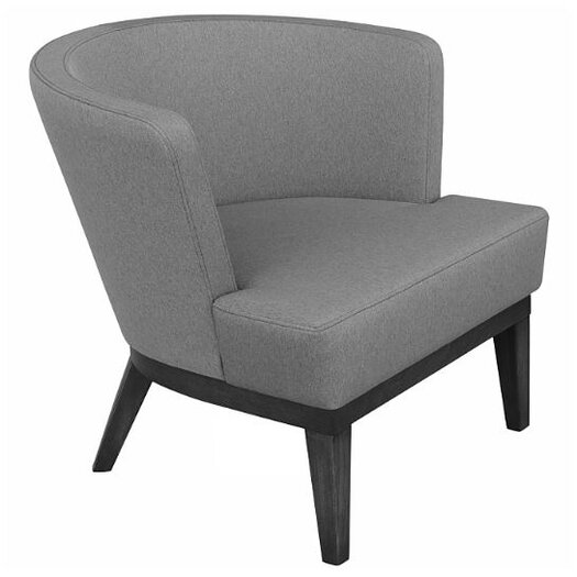 Gela Sabine Fabric Lounge Chair