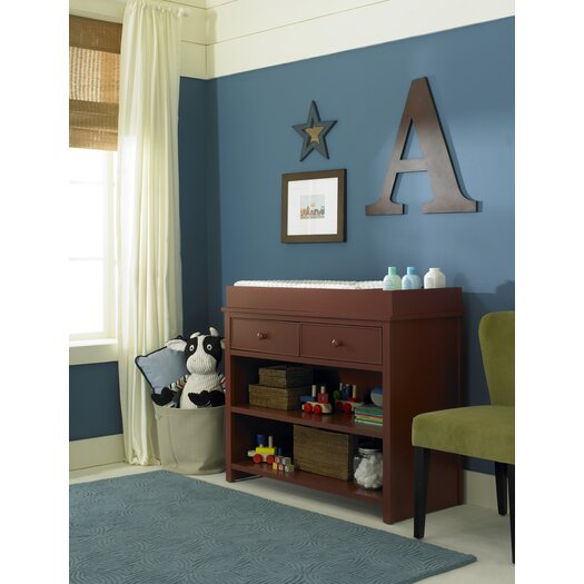 Ti Amo Changing Table with Removable Changing Top