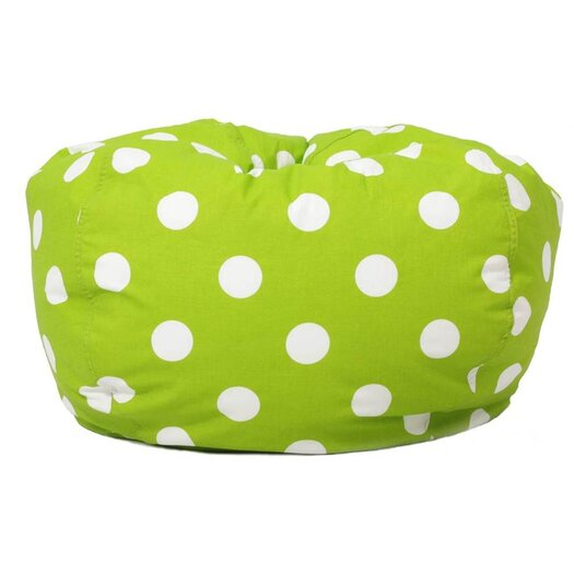 Comfort Research Polka Dot Bean Bag Chair