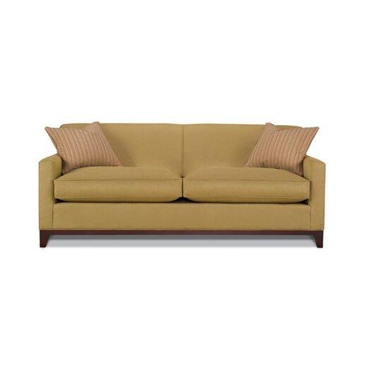 Rowe Furniture Martin Mini Mod Apartment Loveseat