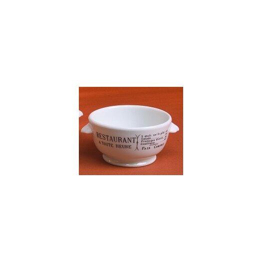 Pillivuyt Brasserie 15 oz. Onion Soup Bowl