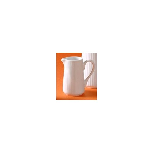 Pillivuyt Plisse 4 oz. Small Pitcher
