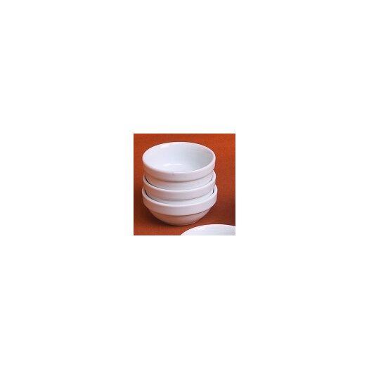 Pillivuyt Sauce Shell Condiment Server