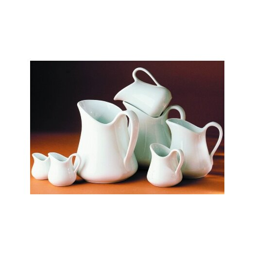 Pillivuyt Mehun 6 oz. Milk Pitcher