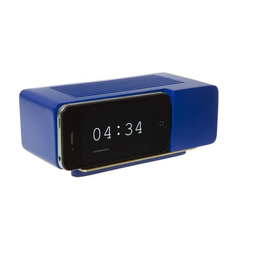 Areaware Snazzy Alarm Docking Station for iPhone 4/5