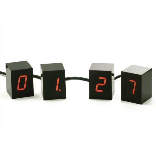 Areaware Numbers LED Alarm Clock