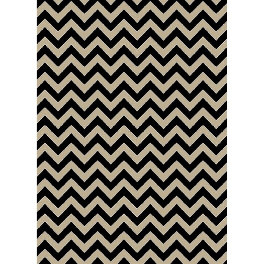 Ottomanson Manhattan Striped Area Rug