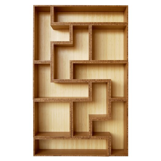 Tetrad Bamboo Shelf