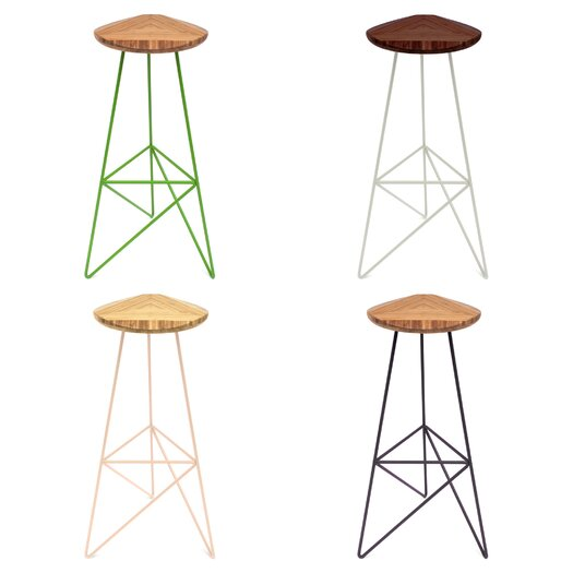 "Brave Space Design Acute 30"" Bar Stool"