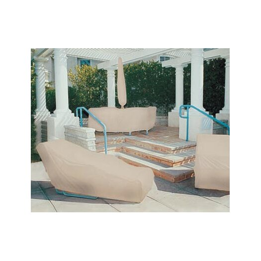 Dayva International Tronweve Round Ottoman or Occasional Table Cover