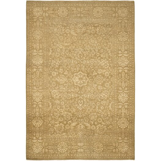 Harper Tonal Colony Cream Oriental Area Rug
