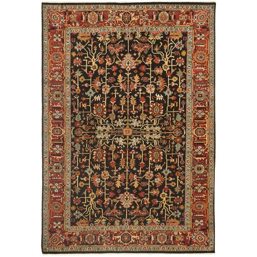 Ralph Lauren Home Wexford Antique Brown Rug