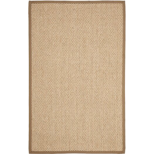 Patmore Fawn Brown Area Rug