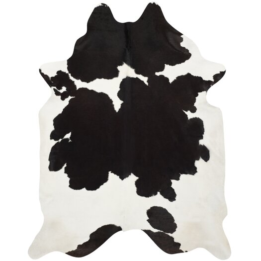 Ralph Lauren Home Four Corners Black/White Area Rug