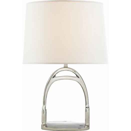"""Ralph Lauren Home Westbury 25.5"""" H Table Lamp with Empire Shade"""